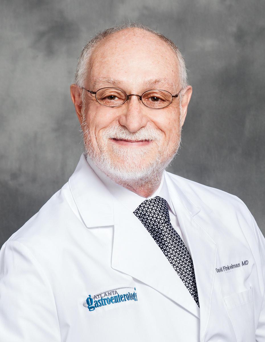 Image For Dr. David  Finkelman MD