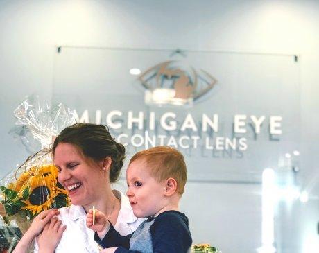 Michigan Eye and Contact Lens: Alexandra Williamson, OD, FCLSA image 1