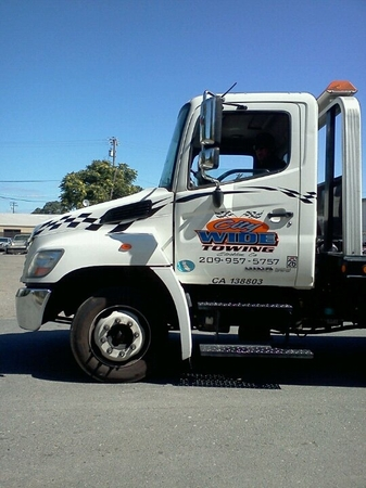 City Wide Towing Stockton California Towing Companies