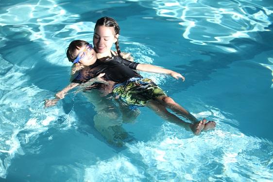 Penguin City Swim