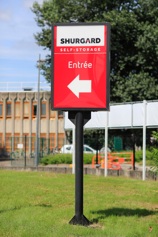 Shurgard Self-Storage Lyon Gerland