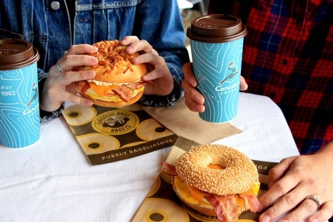 Einstein Bros. Bagels image 3
