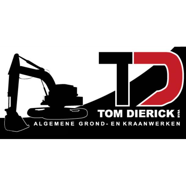 Logo Dierick Tom Grondwerken