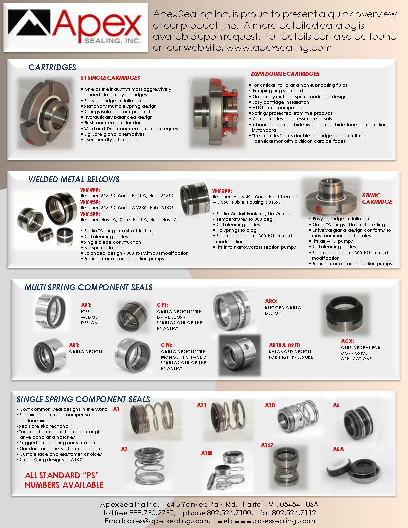 Apex Sealing Inc image 0