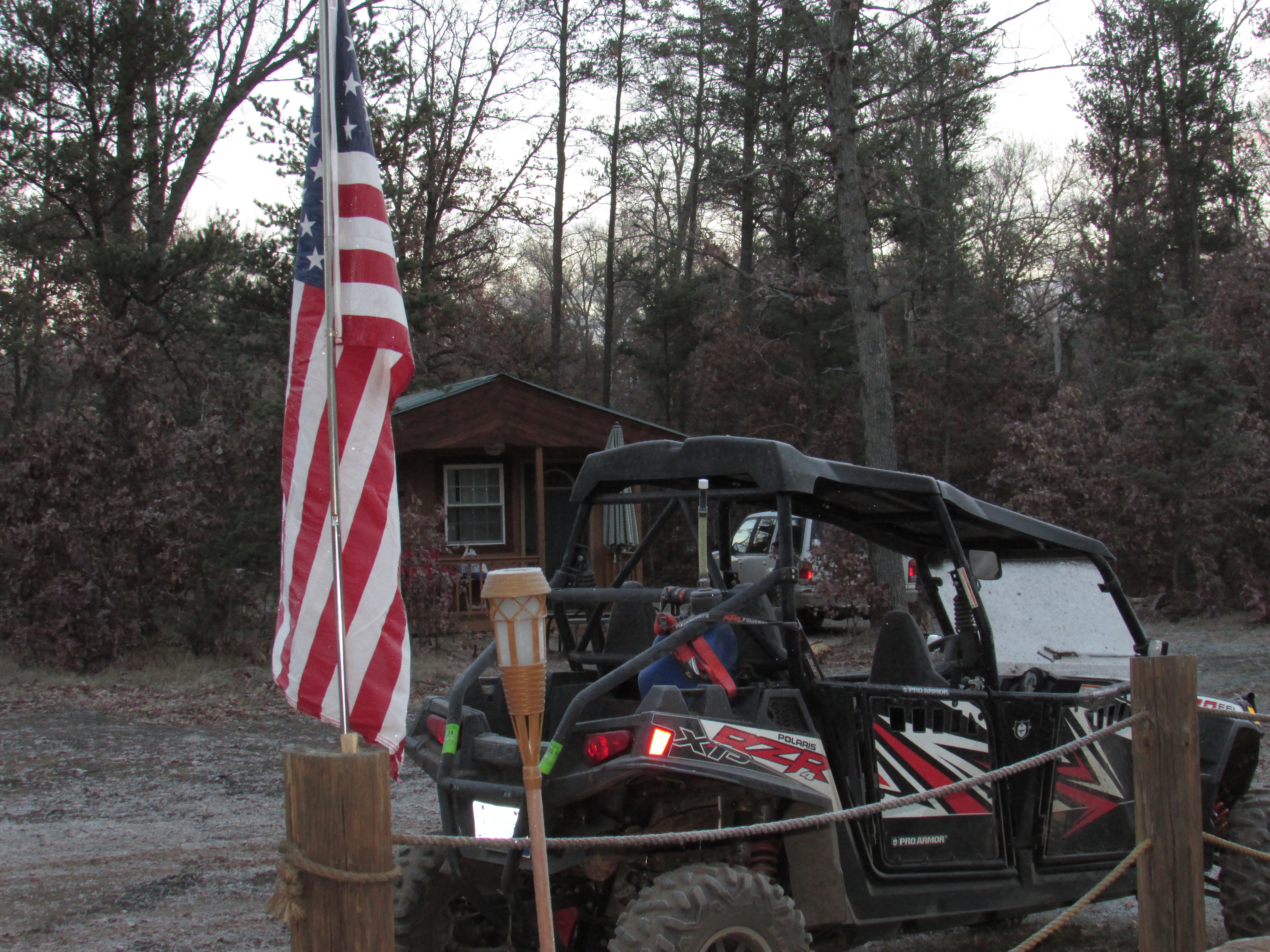 Best Bear Lodge & Campground Baldwin/Irons Area image 19