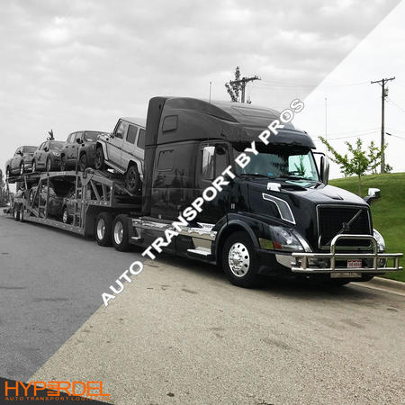 Auto transport pros only involved service. We use reliable auto transporters with proven record.