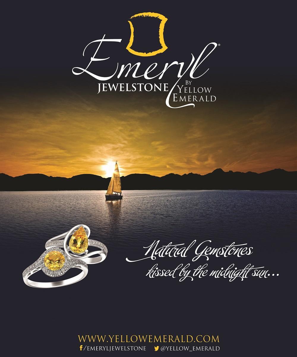 Emeryl Jewelstone by Yellow Emerald image 4