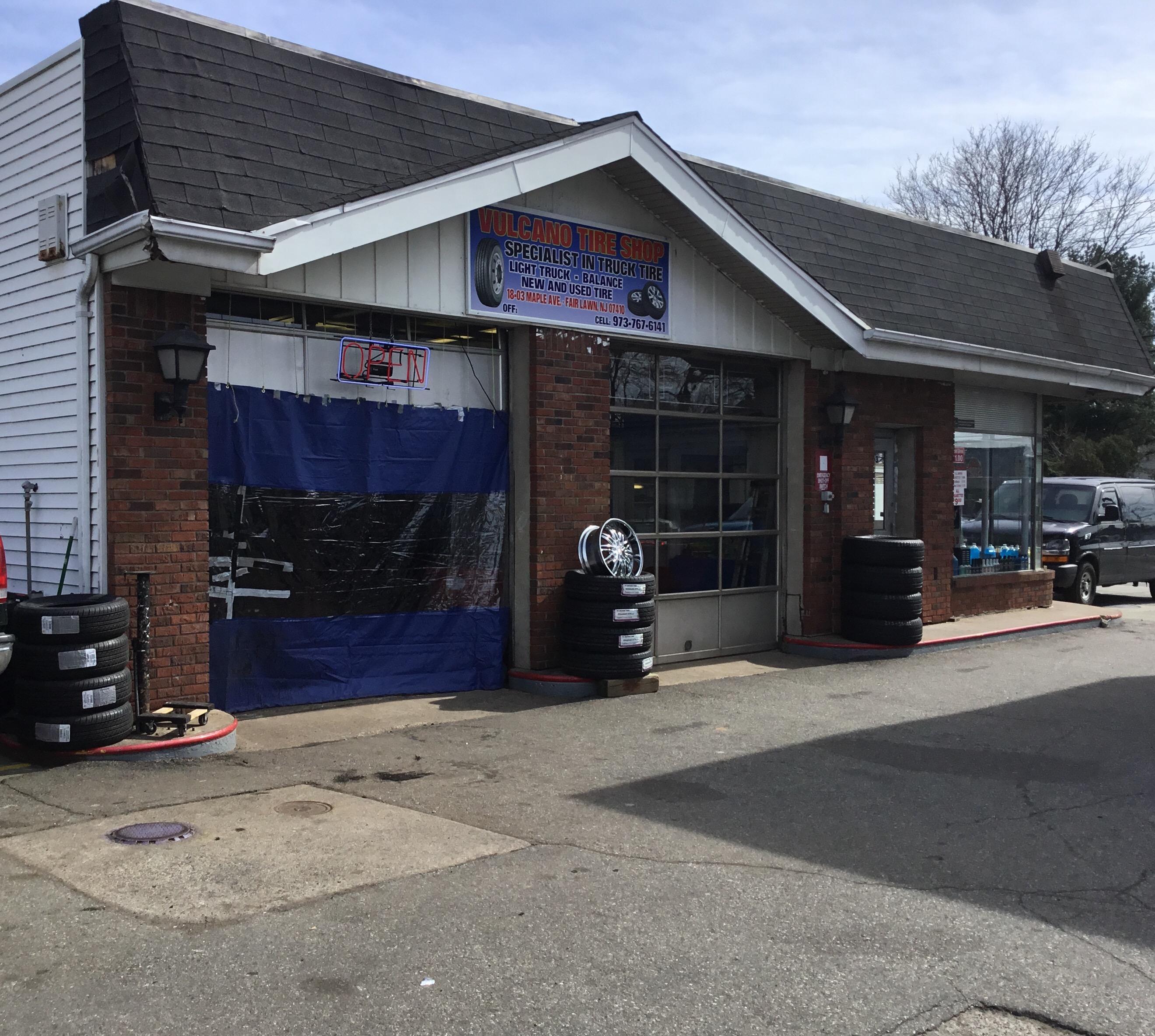 Vulcano Tire Shop image 0