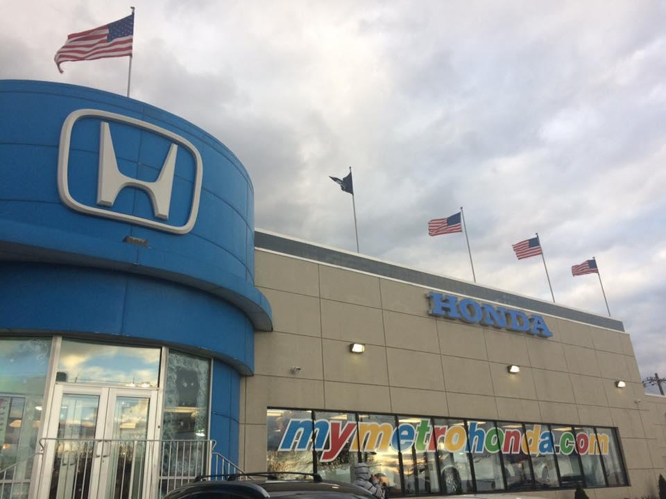 metro honda 540 route 440 jersey city nj