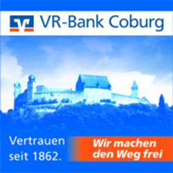 Logo von VR-Bank Coburg eG