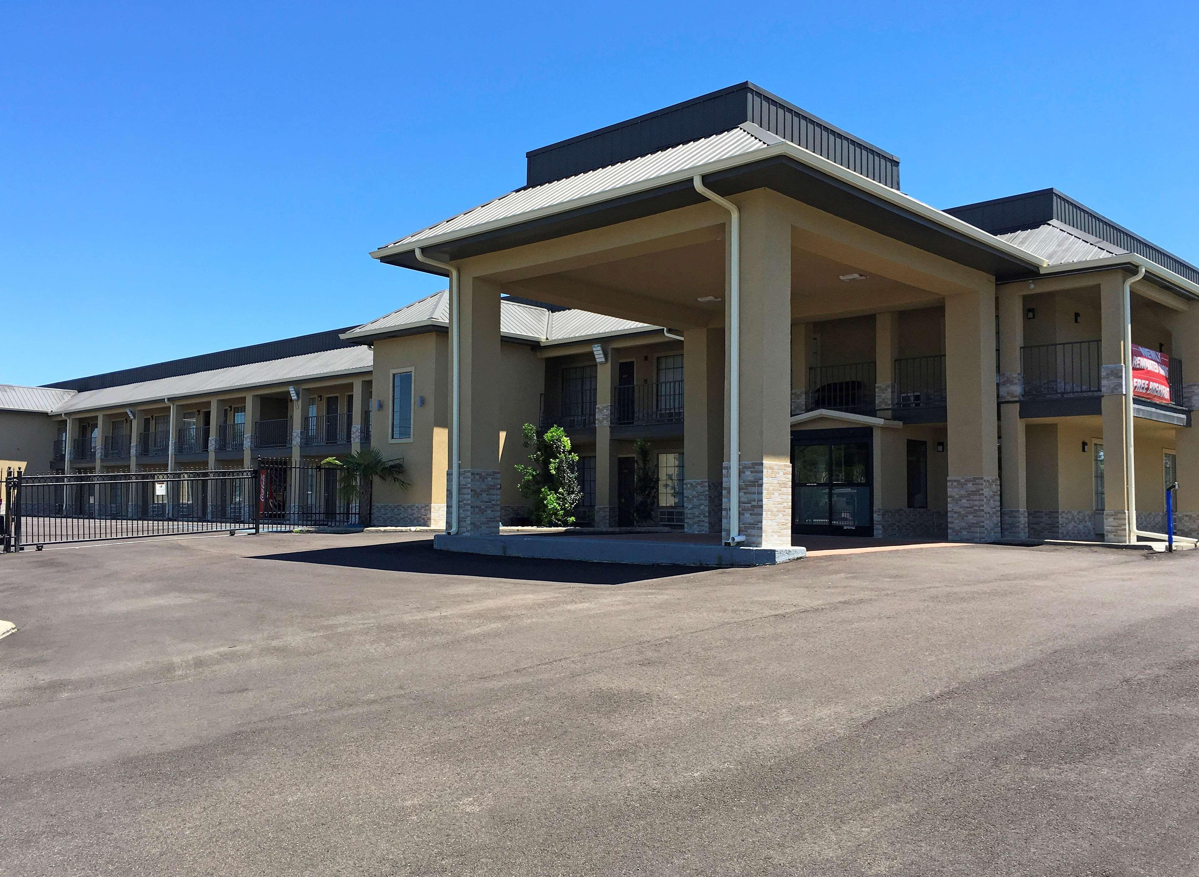 Motels Near Jackson Ms