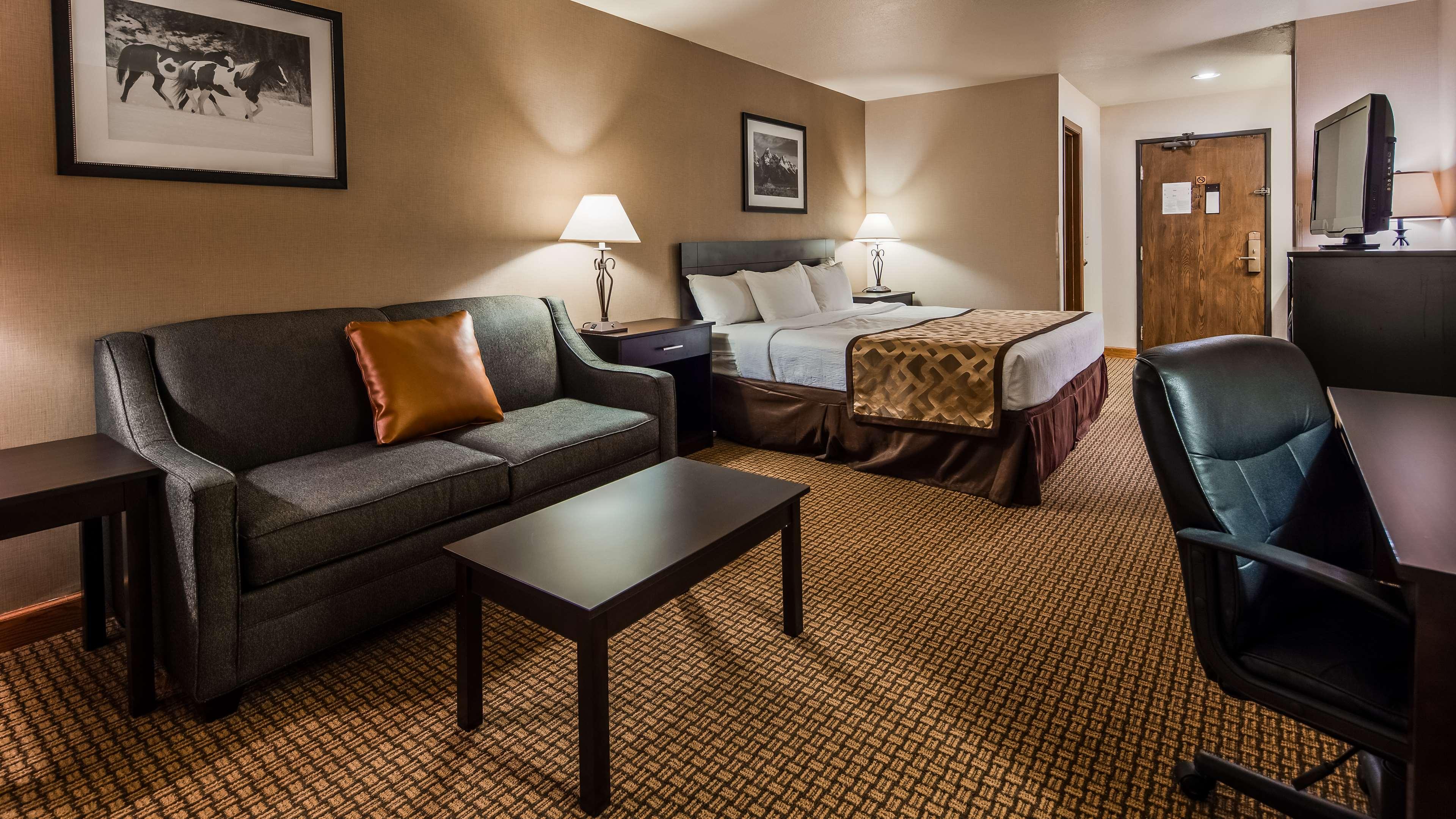 Best Western Pinedale Inn image 8