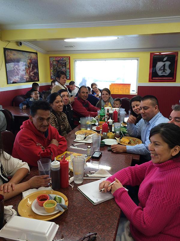 Fritangas Mexican Restaurant