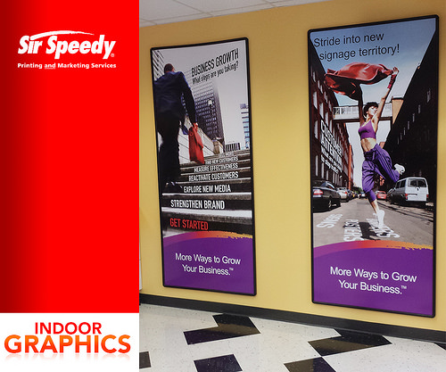 Sir Speedy Print, Signs, Marketing image 2