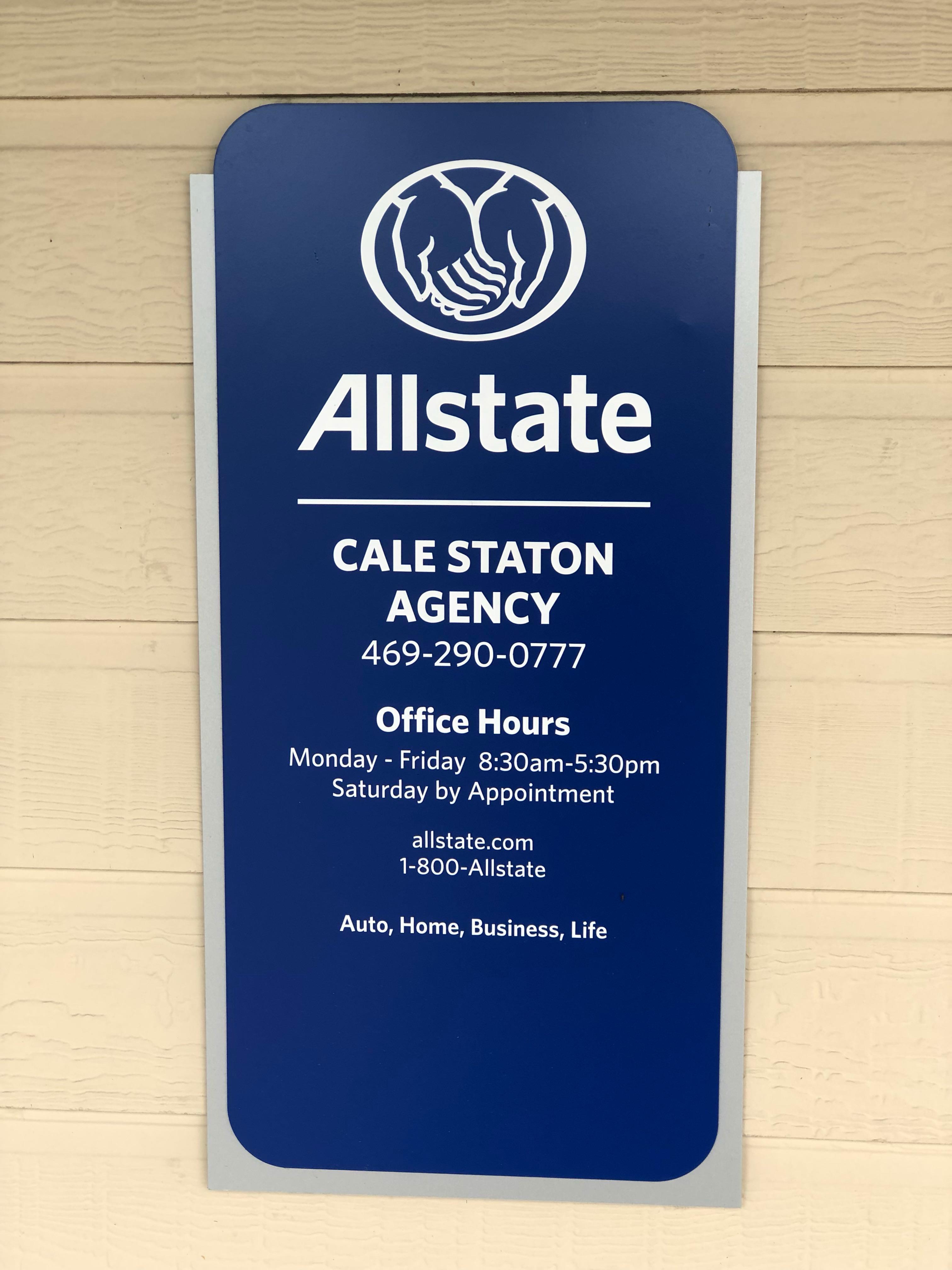 Allstate Insurance Agent: Cale Staton image 14