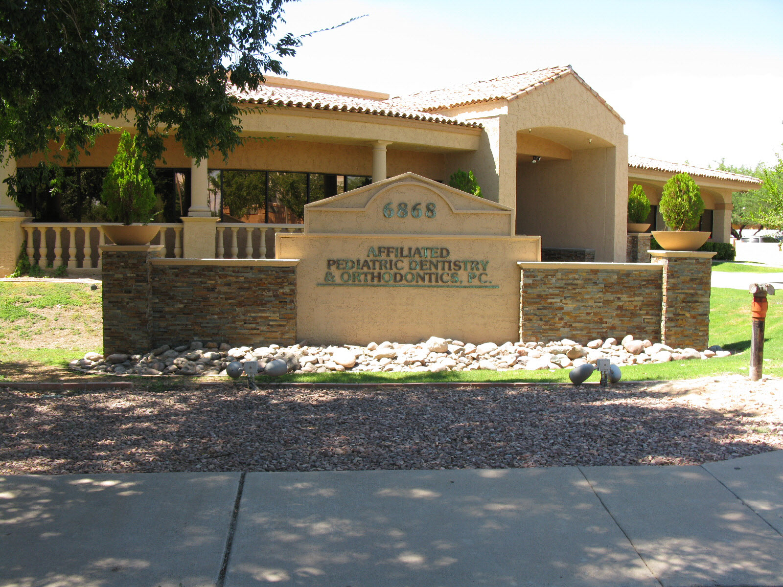 Affiliated Pediatric Dentistry & Orthodontics: Grayhawk image 2