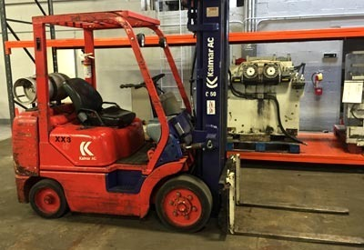 Accurate Forklift image 7