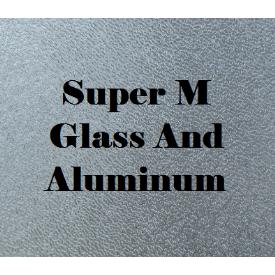 Super M Glass and Aluminum