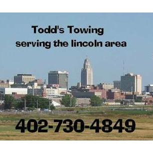image of the Todd's Towing