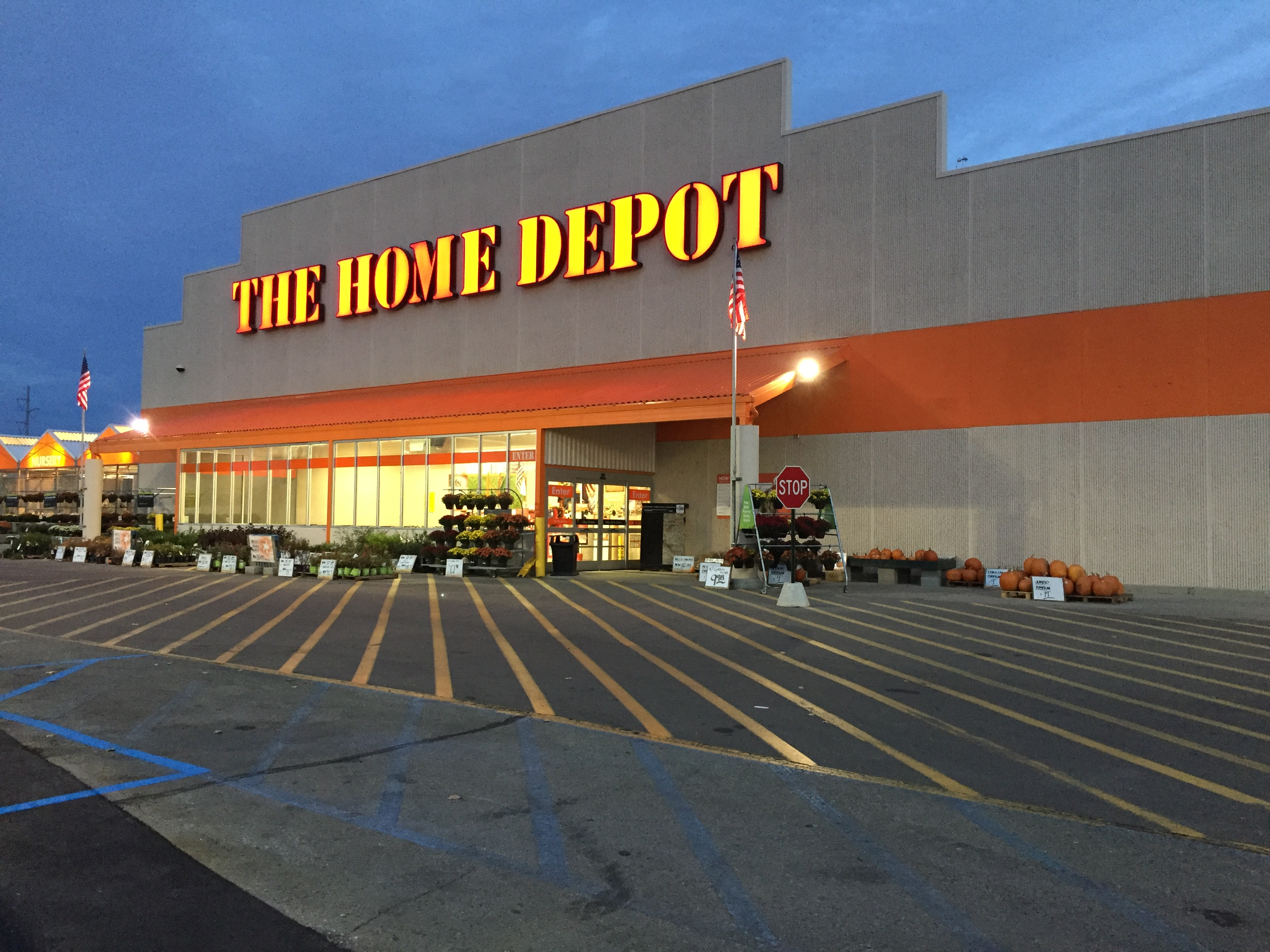 home depot locations in wisconsin
