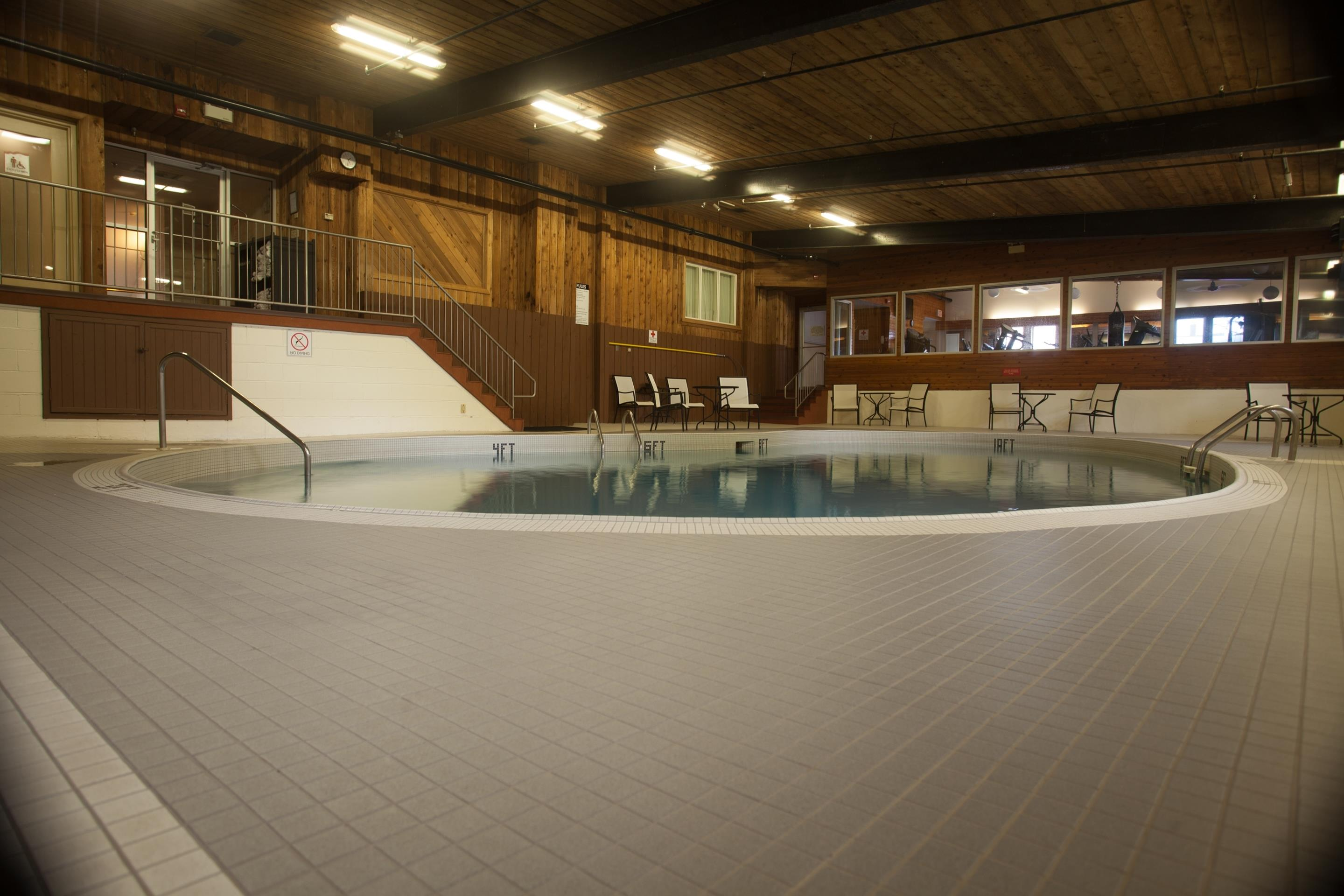 Best Western Charlottetown in Charlottetown: Indoor Swimming Pool