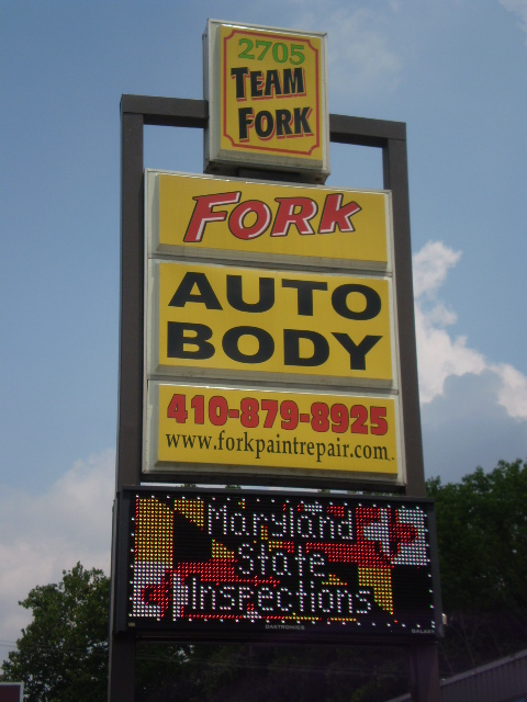 Fork Auto Body image 1