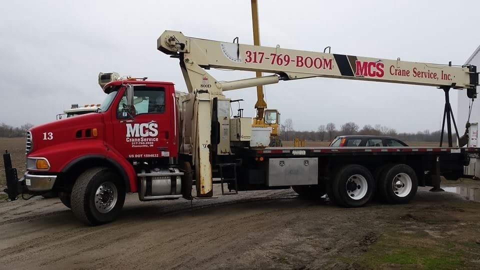 McS Crane Services image 2