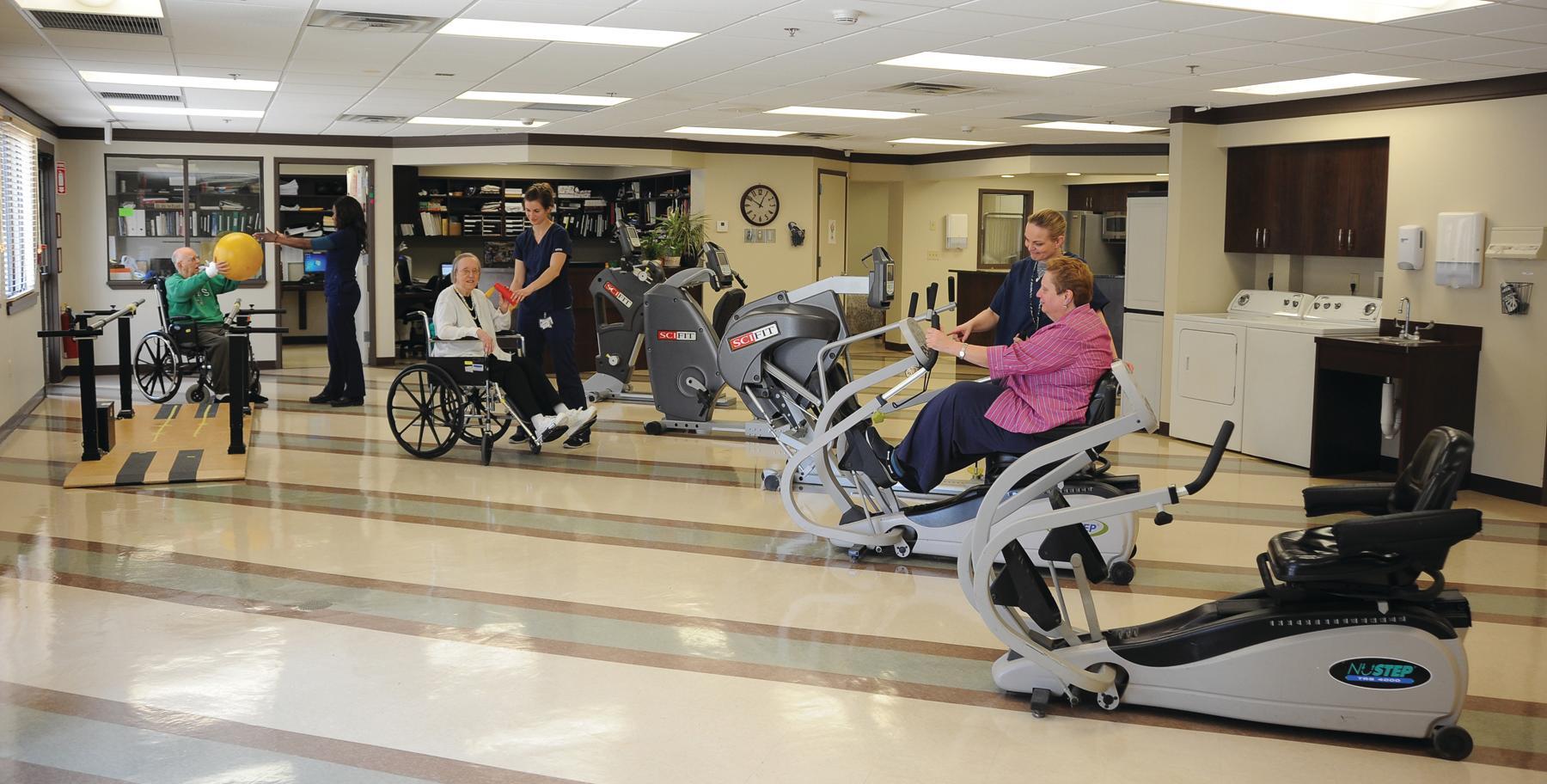 Brookhaven Health Care Facility image 0
