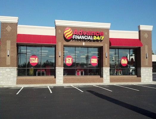 Advance Financial Flex Loans - An alternative to Payday & Installment Loans Nashville, TN image 0