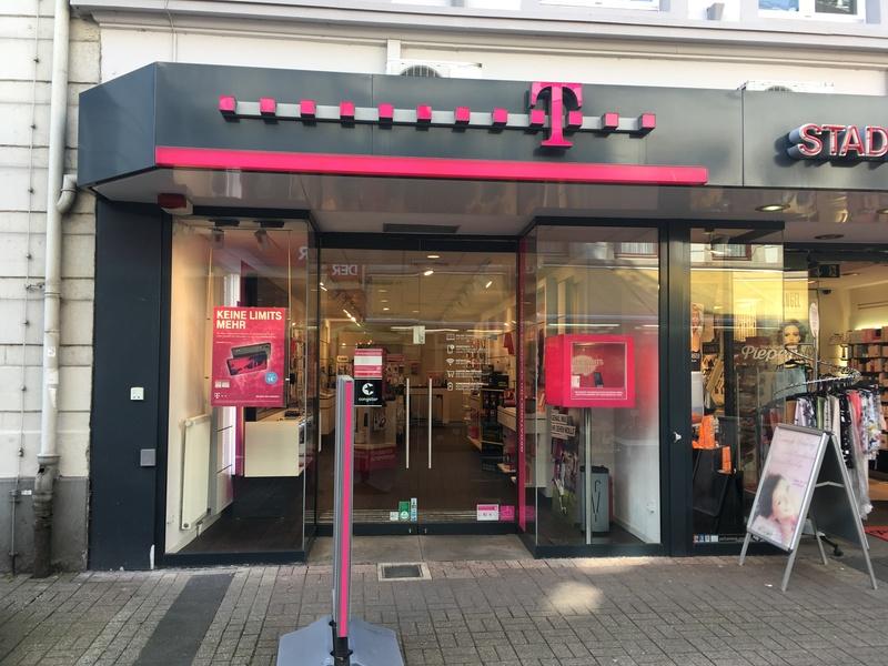 Bild der Telekom Shop