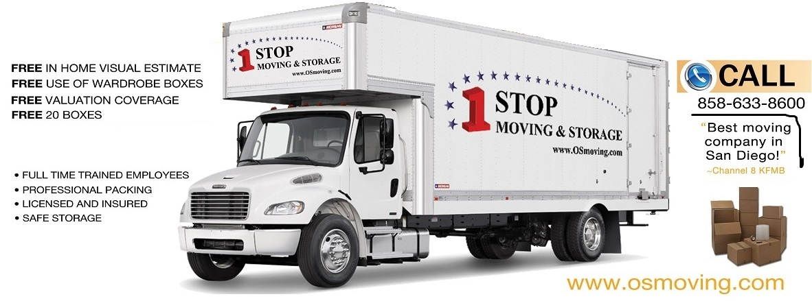 One Stop Moving & Storage, Inc image 14