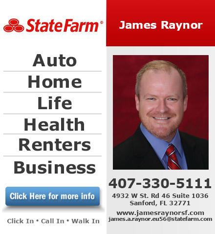 State Farm: James Raynor