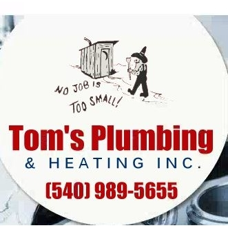 Tom's Plumbing & Heating - Roanoke, VA - Plumbers & Sewer Repair