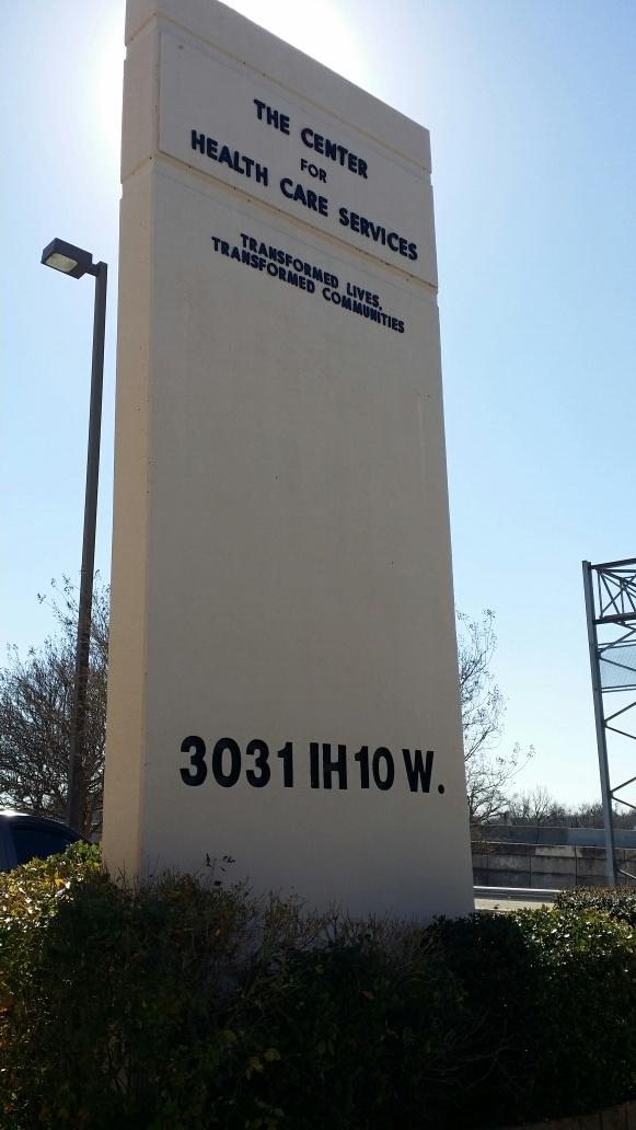The Center For Health Care Services In San Antonio Tx