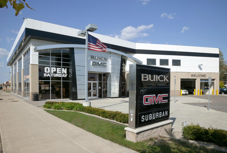 Suburban Buick GMC image 0