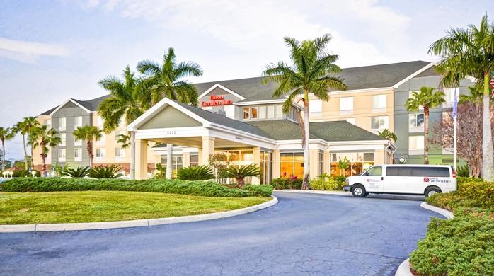 Hilton Garden Inn Sarasota Bradenton Airport In Sarasota Fl 941 552 1