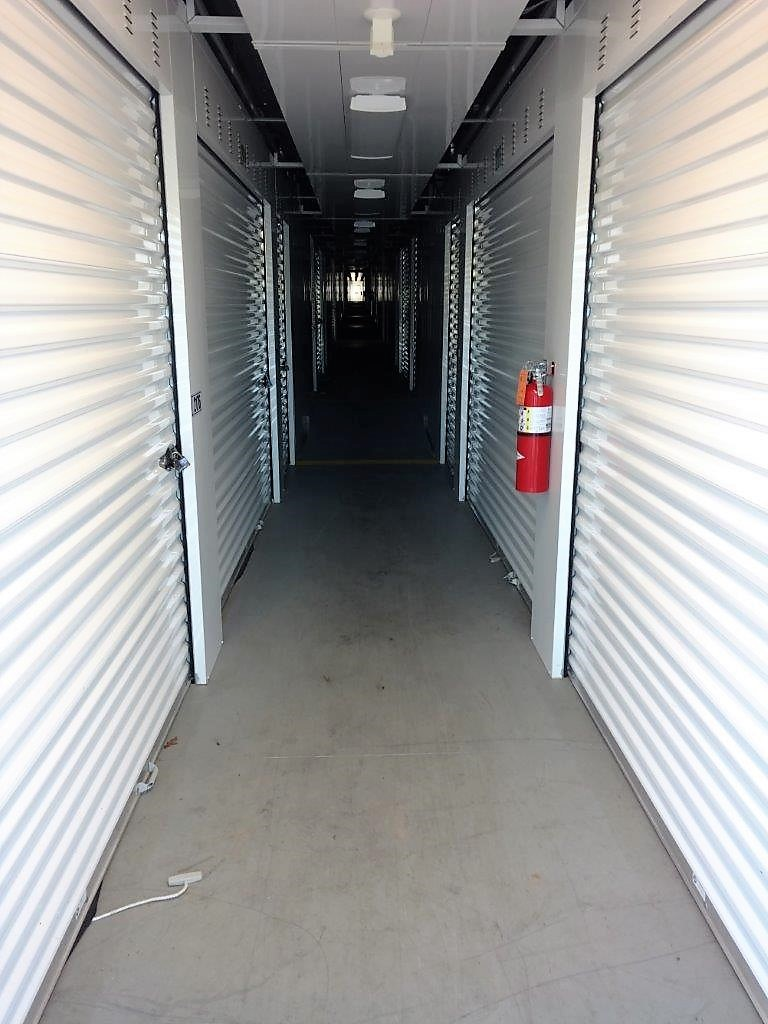Heated & Air Conditioned Storage Standard Non Air Conditioned Storage
