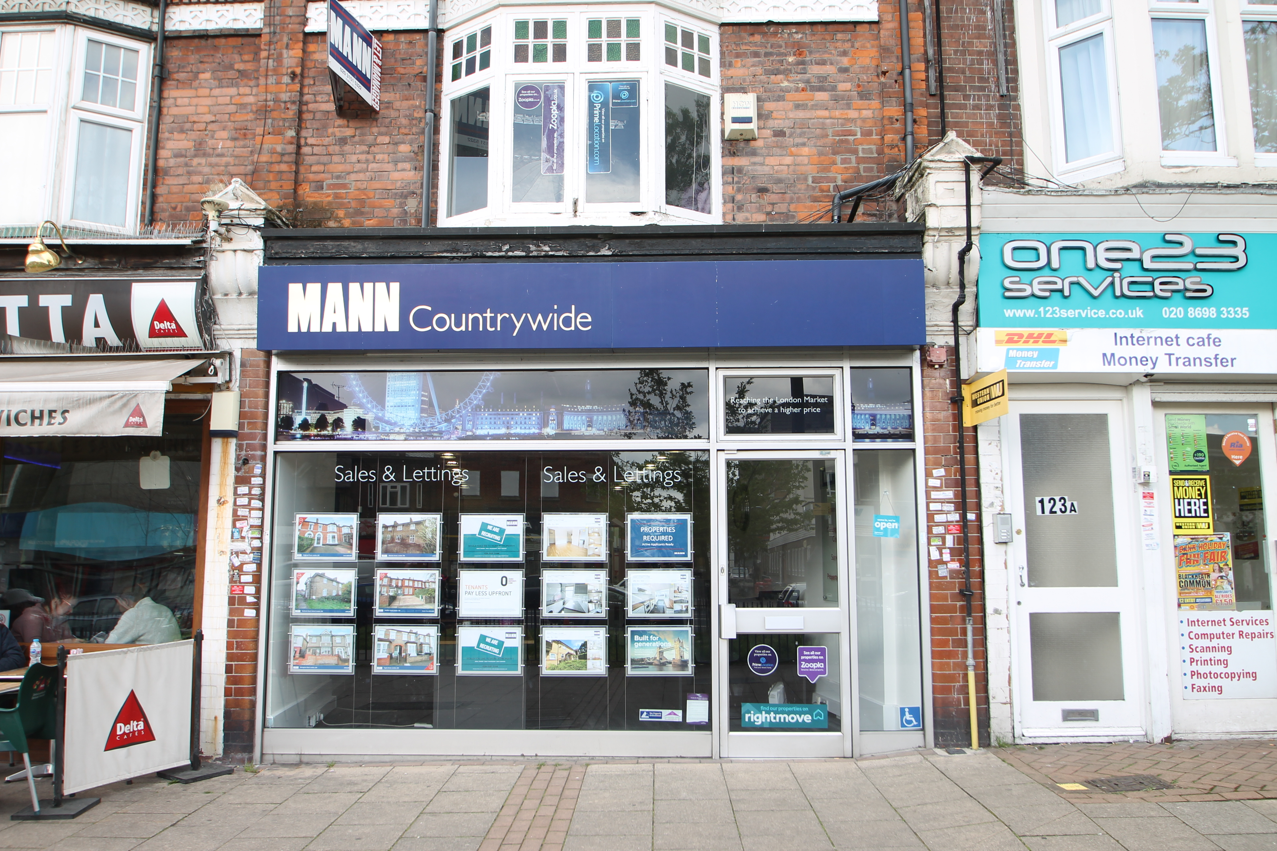 Mann Estate and Letting Agents Catford