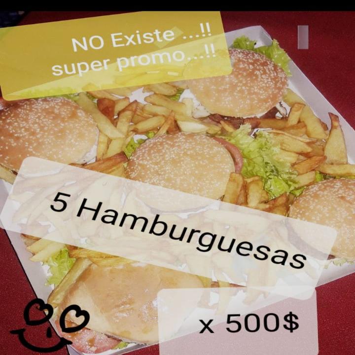 SANGUCHERIA EL TUCU