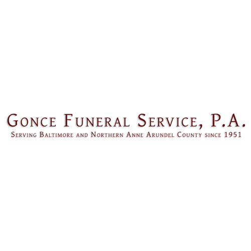 Gonce Funeral Service, P.A.