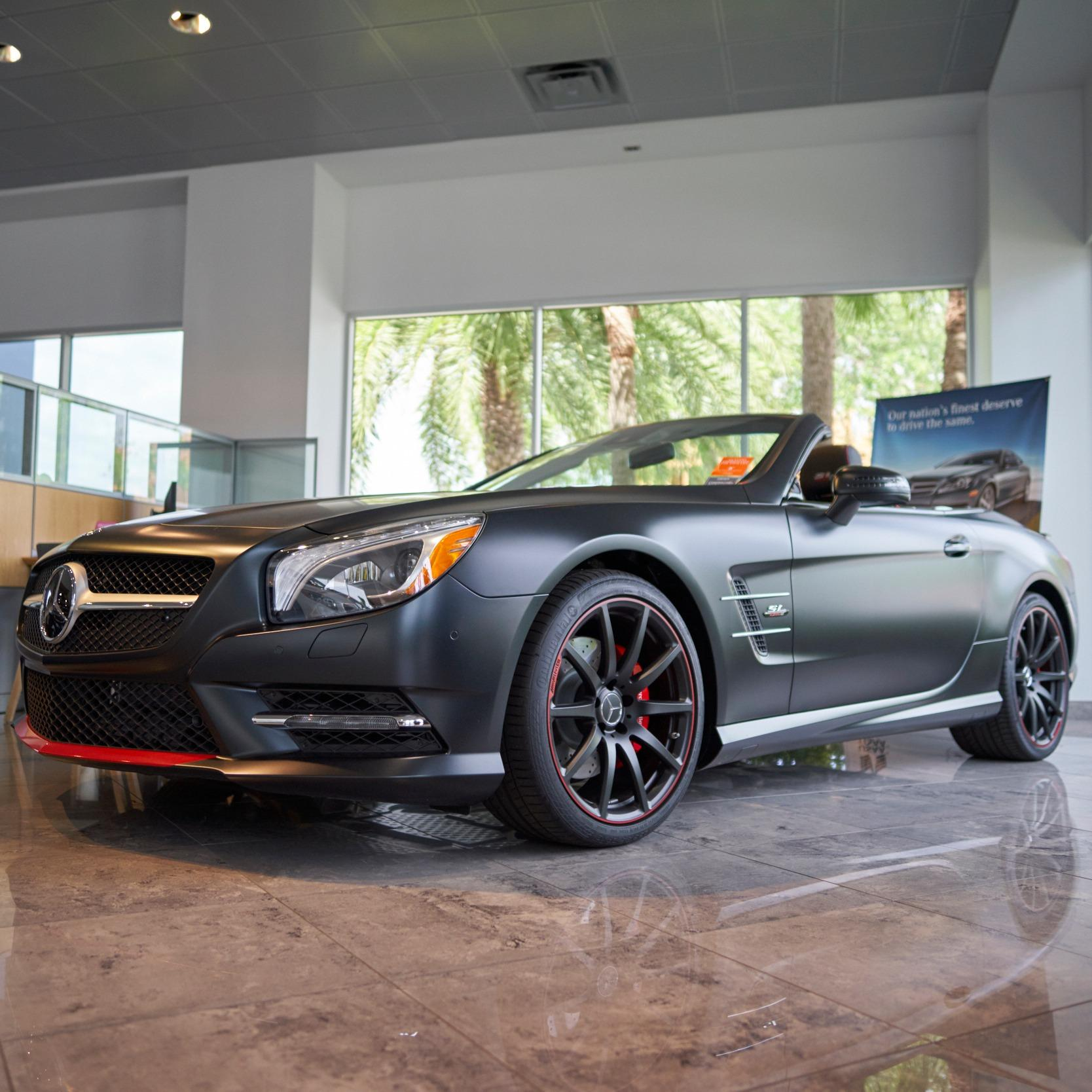 Burke corvettes at 8625 s us highway 17 92 maitland fl for Mercedes benz south orlando