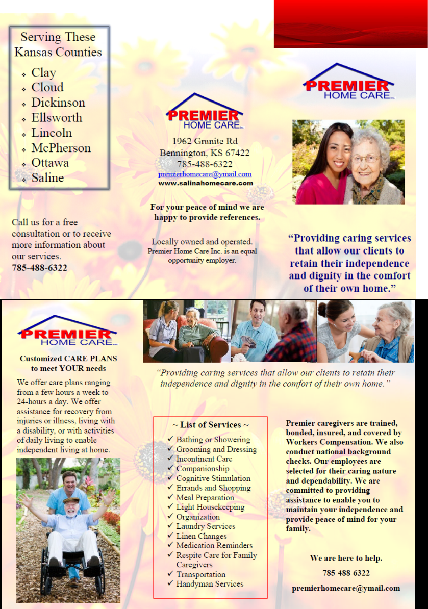 Premier Home Care Inc.