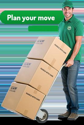 Green Van Lines Moving Company - Dallas image 1