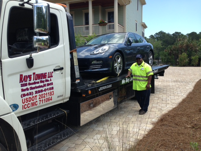 Long Beach Towing And Storage Inc