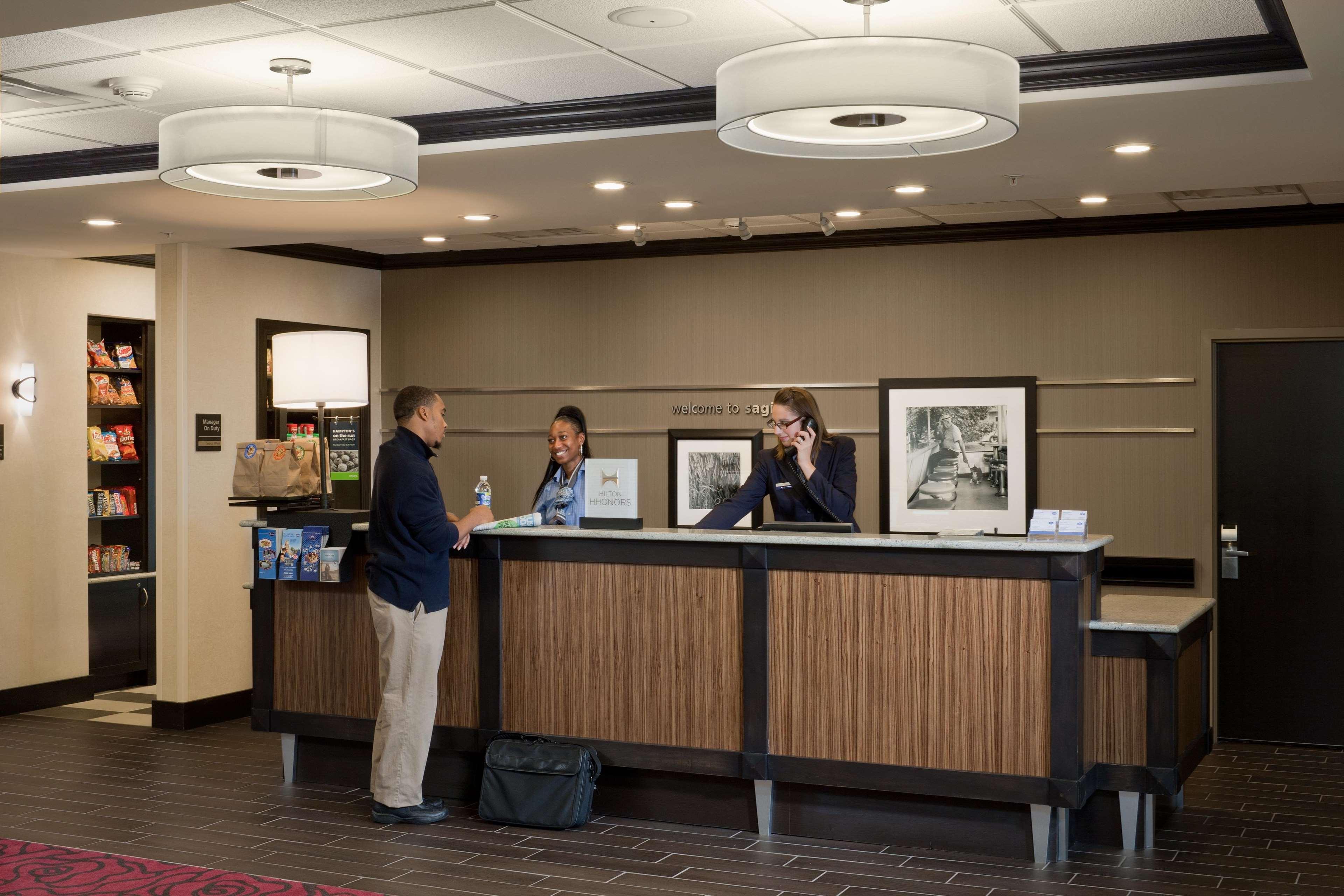Hampton Inn & Suites Saginaw image 4