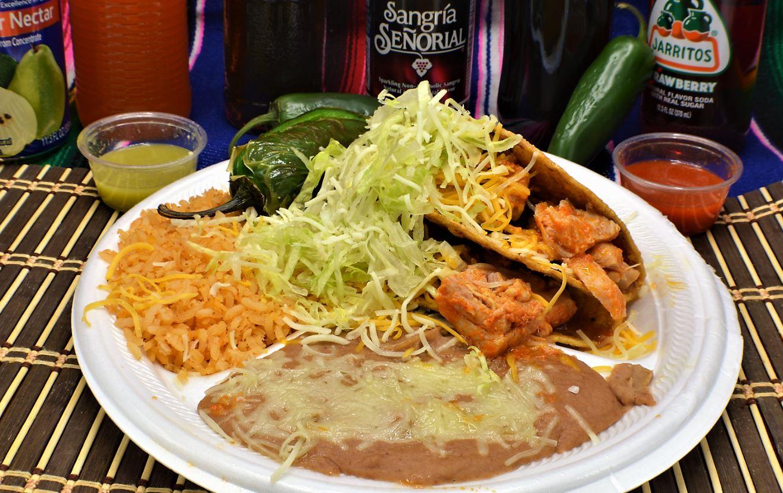Almanzas Mexican Food image 2
