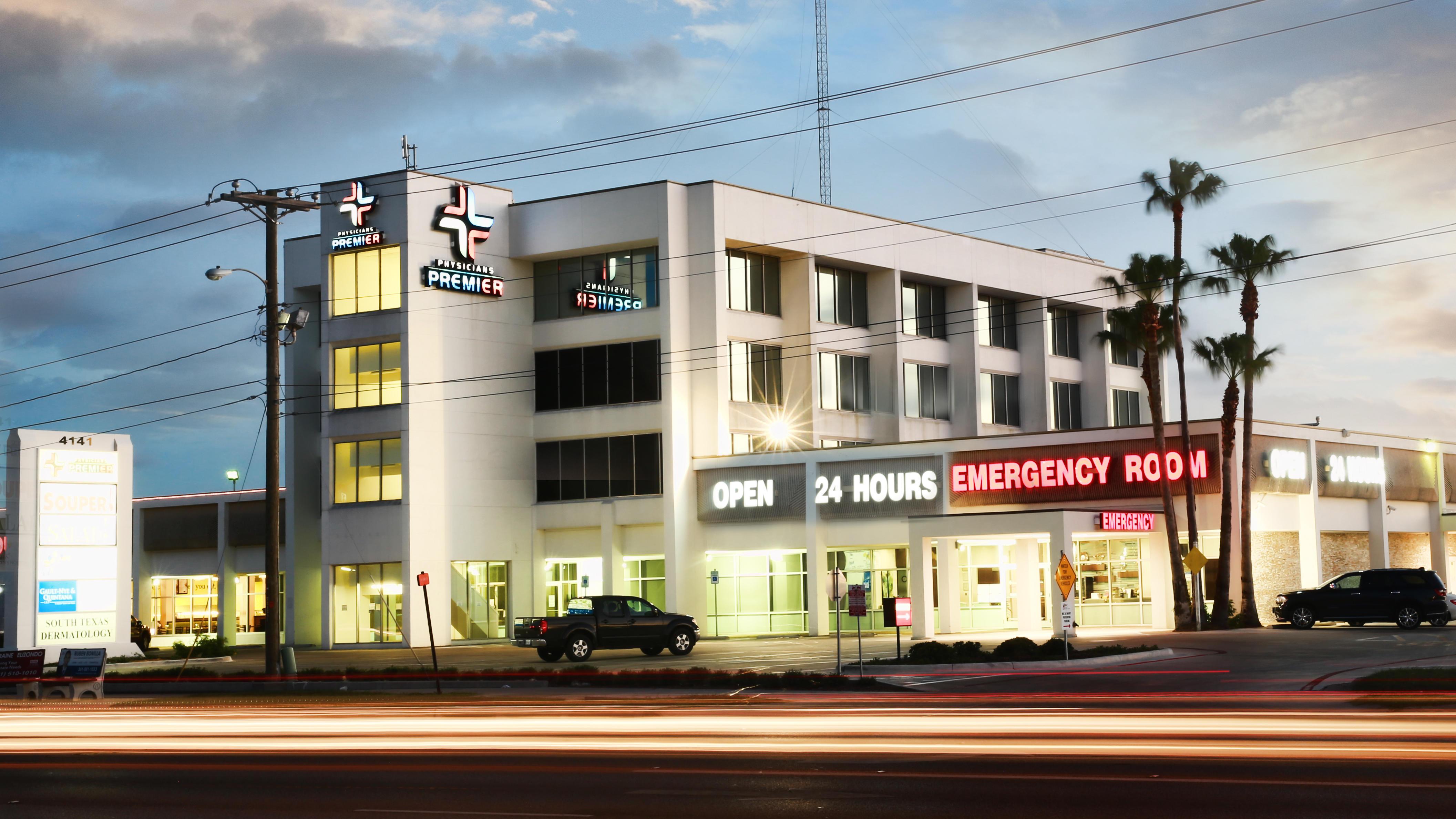 Physicians Premier Emergency Room - Everhart image 0