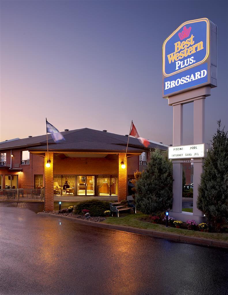 Best Western Hotel Brossard à Brossard: Exterior