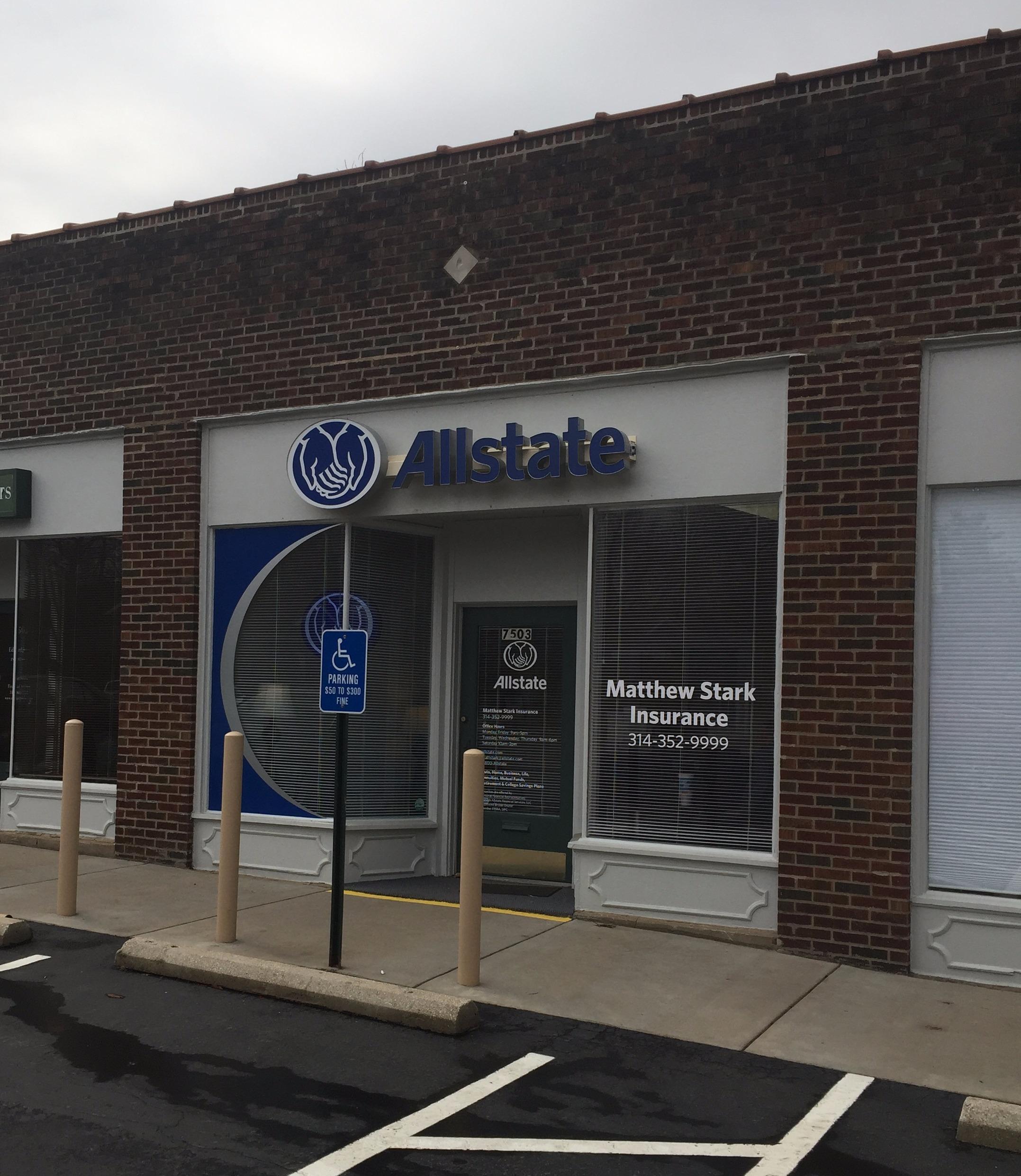 Matt Stark: Allstate Insurance
