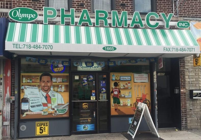 Olympe Pharmacy image 0